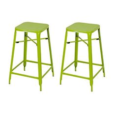 Furnistar Yellow Metal Counter Stools (Set of Two). Furnistar Yellow Metal Counter Stools (Set of Two) Restaurant Furniture, Bar Furniture, Furniture Deals, Metal Counter Stools, Metal Stool, Bar Counter, Contemporary Bar Stools, Backless Bar Stools, Tent Sale