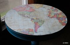 Map Table