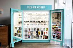 The Readery: ช้อปแว่นตา ซื้อหนังสือ เสริมการขาย สร้างการอ่าน