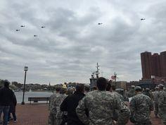 2014 Army-Navy Patriot Games