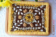 przepis na ciasto na mazurki