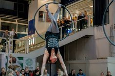 Pole4Fit aerial hoop