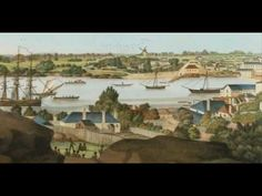 First Fleet is the name given to the 11 ships which sailed from Great Britain on 13 May 1787 with about people to establish the first European colony i. Old Pictures, Old Photos, First Fleet, Australian Painting, Colonial Art, Botany Bay, Sydney City, Beyond The Sea, Australian Architecture