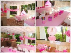 sweet bambinos: {Real Party} - Pinkalicious - part II