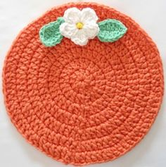 A little crochet for you crochet lovers out there!