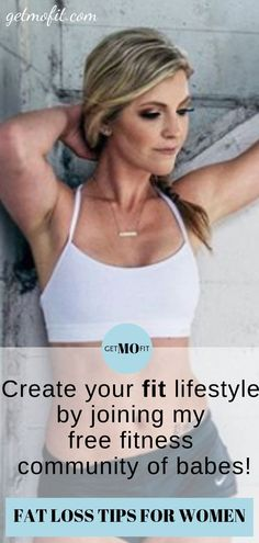 Bikini Body Diet, Body Hacks, Lose Body Fat, High Intensity Interval Training, Hey Girl, At Home Workouts, Fit Women, Meal Prep, Fitness Motivation