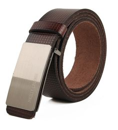 News Mens Classic Premium Stylish Fashion Real Leather Belt Alloy Buckle Good China, Belt Shop, Real Leather Belt, Belt Buckles, Stylish, Classic, Belts, Men, Accessories