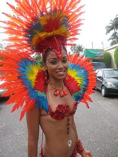Trinidad Carnival 2012   Rock Me Fabulous   Style. Beauty. Life