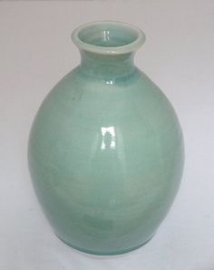 Celadon Jarrón de porcelana |  Amanda Brier
