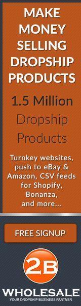 Make Money Selling DropShip Products Ebay, Amazon, Shopify, CSV Feeds, Bonanza And More ........