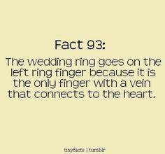 The wedding ring...