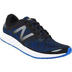 New Balance M Zant Bb3 Running Shoes - Mens Black Blue