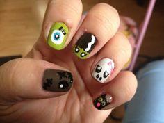 Monster nails