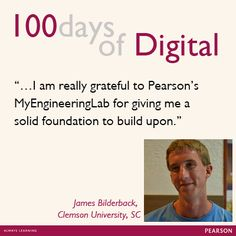 Students Speak about Pearson's MyLab & Mastering products. #MyEngineeringLab #PearsonStudents