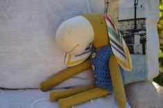 Handmade  Donkey with anti-allergic filling by SeedsOfLoveHandmade