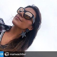 A Mari Wachtler já garantiu seu Chanel das Óticas Wanny. Não fique sem: www.oticaswanny.com #compreoseu #compreonline #oticaswanny #clientewanny #mariwachtler