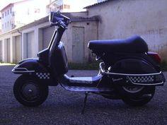 Vespa PX 200 E iris año 1987 - Alfonso Luque