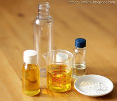 DIY sunblock recipe - Learn how to make your own Sunscreen oil.