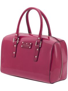 Bright Patent Leather Bag. Kate Spade Flicker Melinda.