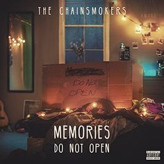 After releasing a string of EPs, including Roses and Bouquet, Grammy Award winners the Chainsmokers unveil their first full-length album. It includes the single Paris and their collaboration with Coldplay, Something Just Like This.