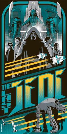 'Star Wars: The Last Jedi' by Mark Daniels
