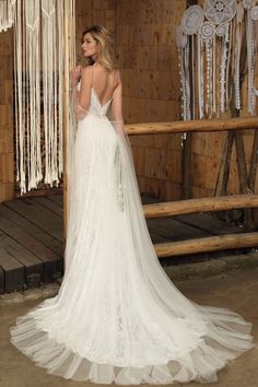 Reese - BRIDAL - Chic Nostalgia - Bohemian and Romantic Wedding Dresses