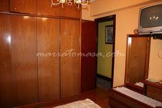 Se vende piso de 80/70 m2 en Algorta: 3 habitaciones, 1 baño, balcón (4 m2), salón, cocina completamente equipada con despensa y jardín.