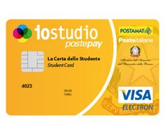 IoStudio Postepay carta prepagata