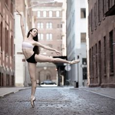 """""""Luis Pons Photography @rockschooldance ballerina @alanamorgenstern I had a lot of fun shooting with you @alanamorgenstern . Hope to see to you soon!"""""""