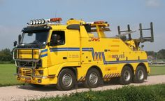 VOLVO FH12 - Wolves of Holland