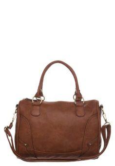 So schnell kann man sich verlieben! Even&Odd Handtasche - brown für 29,95 € (09.01.15) versandkostenfrei bei Zalando bestellen.