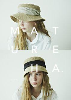 神戸の帽子セレクトショップ mature(マチュア)-オンラインショップ-