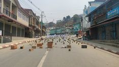 Unmanned Strike in Hakha Location: Hakha, Chin State #whatshappeninginmyanmar #savemyanmar #peacefulprotest #genzprotest #smartprotest #threefingersalute #hearthevoicesofmyanmar #massiveprotest Peaceful Protest, The Voice, Street View, Shit Happens