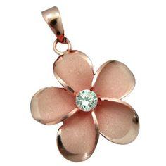 925 Silver Rose Gold Plated 15mm Plumeria Pendant Hawaiian Silver Jewelry Hawaiian Silver Jewelry http://www.amazon.com/dp/B006WU7RLM/ref=cm_sw_r_pi_dp_B.Jyub0PBS5NQ