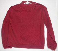 Gymboree Family Portrait Girls Sweater Size 3T