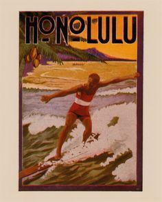 honolulu surf -