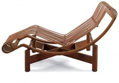 Chaise longue en bambou - Les Arts Décoratifs - Site officiel