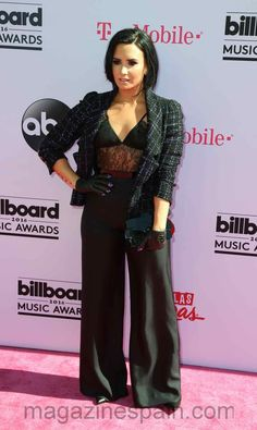 Premios Billboard 2016 - Demi Lovato
