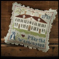 **We will have all patterns in this series as they are released! All of the designs in this series have a stitch count of 69 x 69 and have been stitched on 30 c
