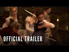 Pin for Later: Get Excited For 2016 Movies With Over 50 Trailers Pride and Prejudice and Zombies When it opens: Feb. 5