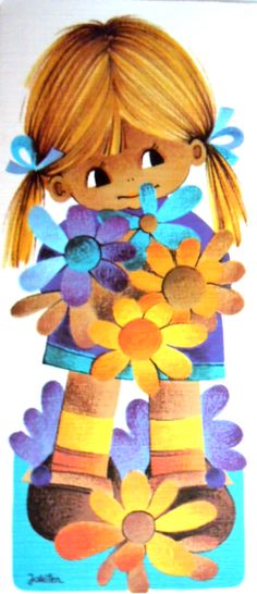 Jaklien Moerman Baby Cartoon, Cartoon Kids, Little Girl Drawing, Truck Crafts, Sarah Kay, Prismacolor, Cute Dolls, Cute Illustration, String Art