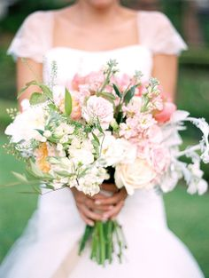 Romantic Florida garden wedding | Real Weddings and Parties | 100 Layer Cake
