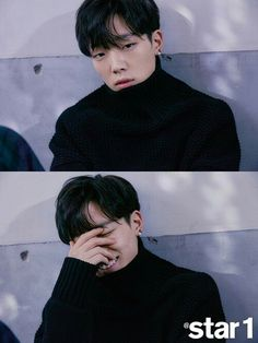 Bobby for Star 1 magazine K Pop, Vogue Photoshoot, Kim Jinhwan, Ikon Debut, Ikon Wallpaper, Bobby S, Hip Hop, Mobb, Bands