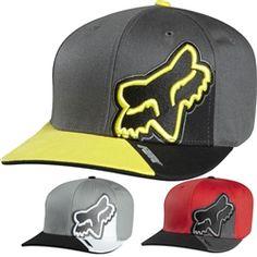 4d26664dd08 2013 Fox Racing Lapse Flexfit Casual Motocross MX Apparel Adult Mens Cap  Hats Lane Frost