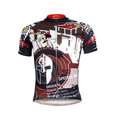 Hot Sale Cycling Clothing Dazzling Cycling Jersey Bike Clothing Cycling  Pattern Men s Long-sleeve short sleeve Jersey suit for Summer Breathable  Fabric 7dc5b13e2