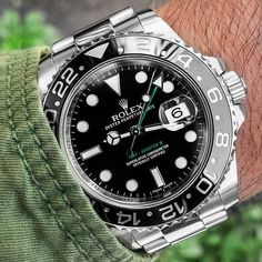 Rolex GMT The Classic watch That Goes with almost Everything Thoughts on the Rolex GMT $7200 . . . .