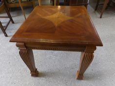 Mirror Matched Side / End Table --------------- Good Condition £15 (PC697)