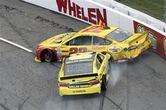 Ranking the 10 Most Memorable Moments of the 2015 NASCAR Sprint Cup Season