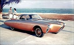 Thursday, March 5, 2009  1956 Oldsmobile Golden Rocket