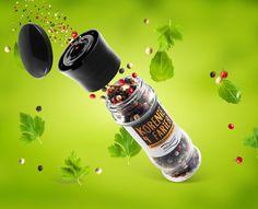 Maspoma Spices Product Design